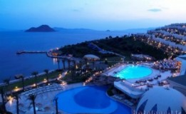 هتل ۵ ستاره یاسمین بدروم (Yasmin Bodrum Resort)