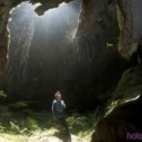 تصاویر شگفت انگیز از بزرگترین غار جهان