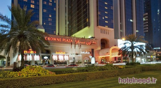 Crown Plaza Sheikhzayed_001