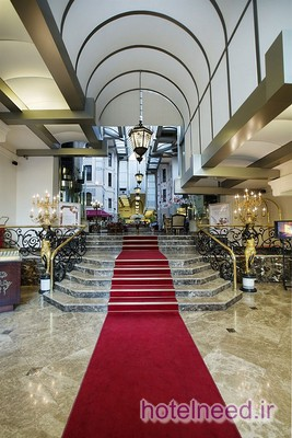 Crowne Plaza Istanbul - Old City_014