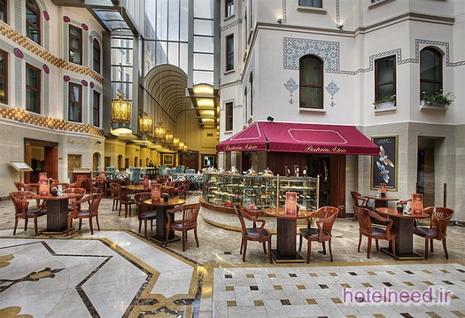Crowne Plaza Istanbul - Old City_015