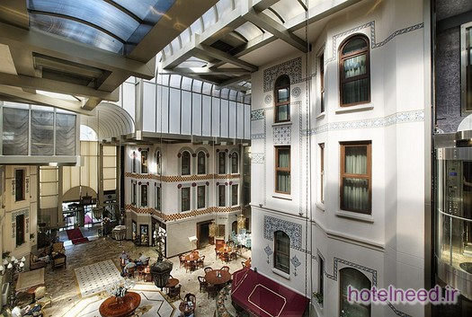 Crowne Plaza Istanbul - Old City_016