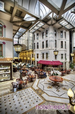 Crowne Plaza Istanbul - Old City_017