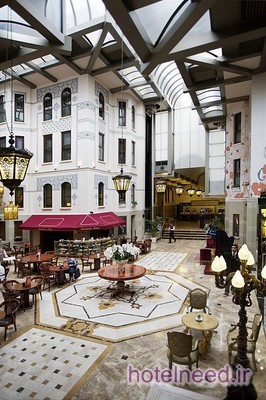 Crowne Plaza Istanbul - Old City_020
