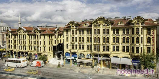Crowne Plaza Istanbul - Old City_022