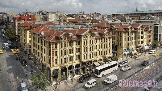 Crowne Plaza Istanbul - Old City_023