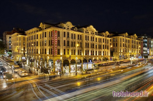 Crowne Plaza Istanbul - Old City_024