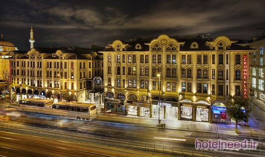 Crowne Plaza Istanbul - Old City_025