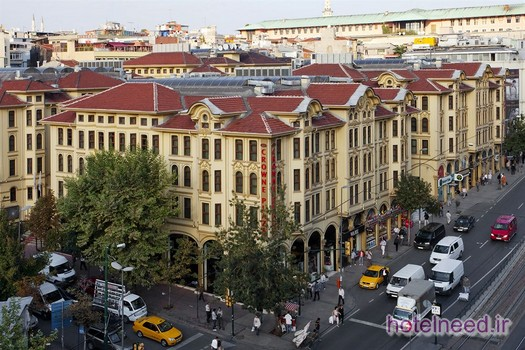 Crowne Plaza Istanbul - Old City_026