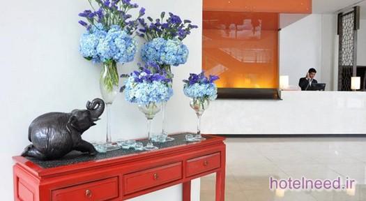 Chatrium Hotel Riverside Bangkok_035