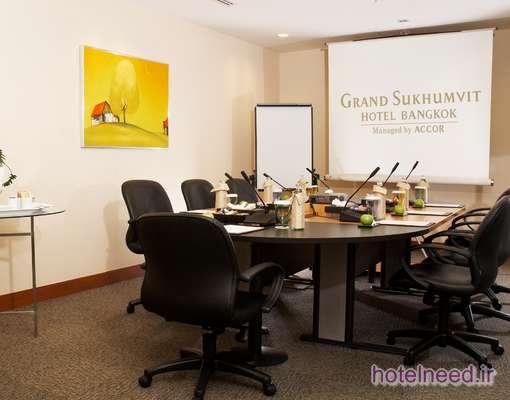Grand Sukhumvit Hotel Bangkok (Managed by Accor)_026