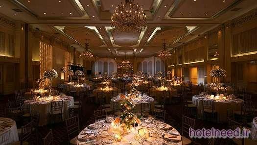 Conrad Istanbul Ballroom