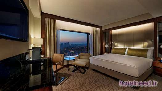 King Executive City View Room