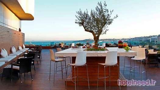 Meze Restaurant Terrace