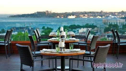 Meze Restaurant Tables
