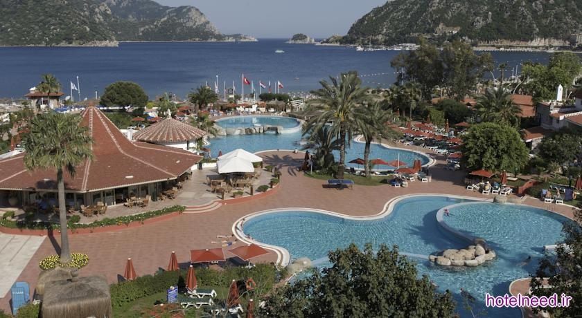 Marti Resort de Luxe Hotel_028