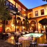هتل آلپ پازا (Alp Pasa Hotel)آنتالیا(۳ ستاره)