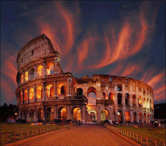 13-Places-To-Travel-Before-You-Die-Colosseum-Rome-Italy