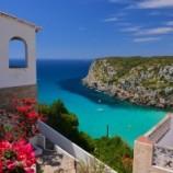 تصاویر شگفت انگیز ساحل زیبای منورکا در اسپانیا