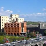 هتل متروپل (Metropol Hotel) ایروان (۴ ستاره)