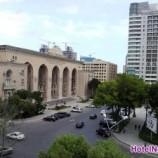 جاده آستارا به باکو – ورود به باکو  (قسمت دوم) بابک