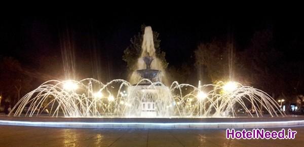 خاطره سفر باکو