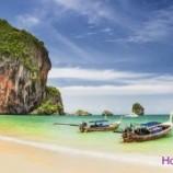 زیباتریت سواحل تایلند