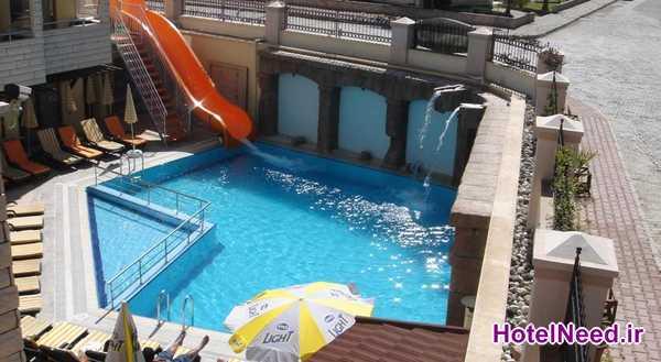 هتل هیمروس