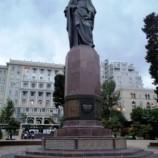 باکو-(صبح) باغ مشاهیر،خیابان شهدا (قسمت چهارم)بابک