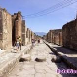 شهر باستانی پمپی در ایتالیا