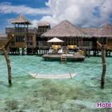 زیباترین هتل مالدیو برنده جایزه جهانی گردشگری