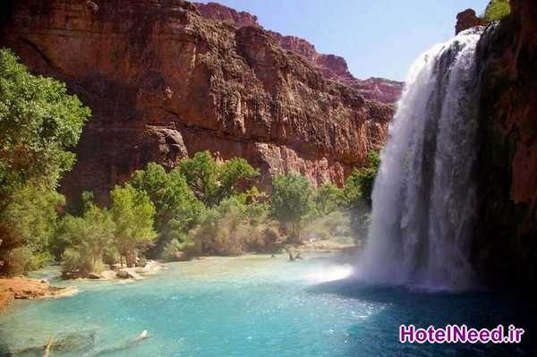 آبشار هاواسو