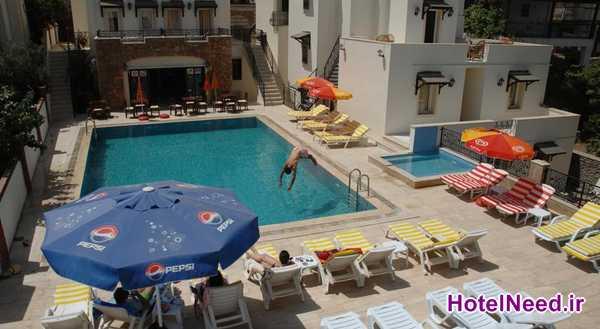 هتل کاسیریا