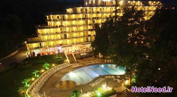 هتل پرلا