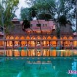تصاویر هتل لوکس سبک مغول در هند