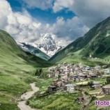ماجراجویی کوه های قفقاز در گرجستان