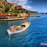 ککووا جزیره ای از ویرانه های باستانی و آب های شفاف، ترکیه