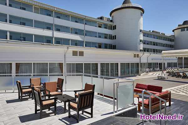 هتل رویال تاور ریزورت