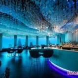 تصاویر مکانی رویایی در عمق آب های مالدیو
