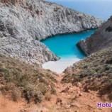 بهشت در سواحل وحشی کرت یونان