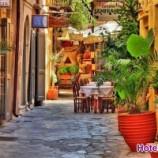 شهر عاشقانه هانیا در کرت، یونان