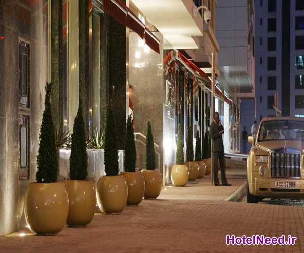 هتل آریوس پلازا