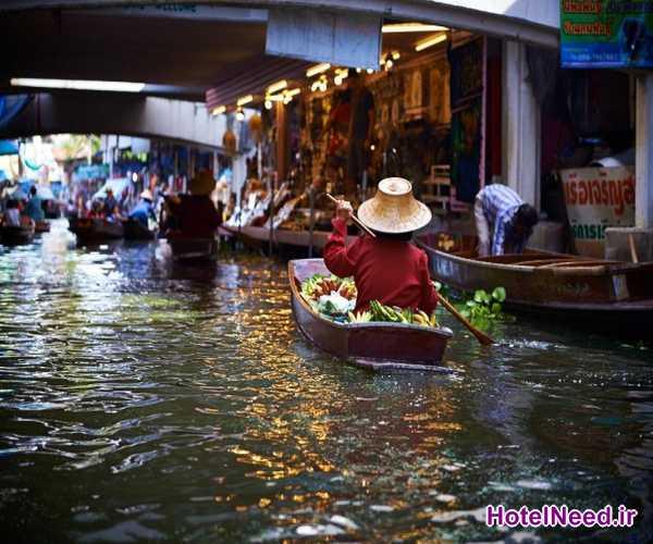 جاذبه های توریستی تایلند