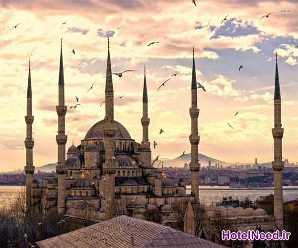 جاذبه های توریستی استانبول