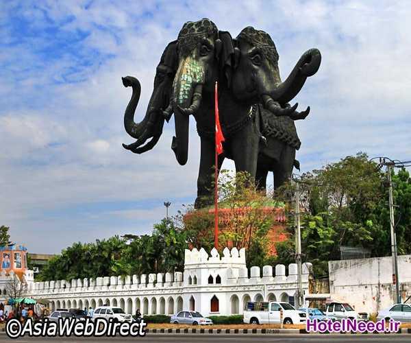 مکان های توریستی بانکوک