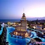 اجاره ۱۸ روزه هتل معروف آنتالیا برای پادشاه سعودی+تصاویر