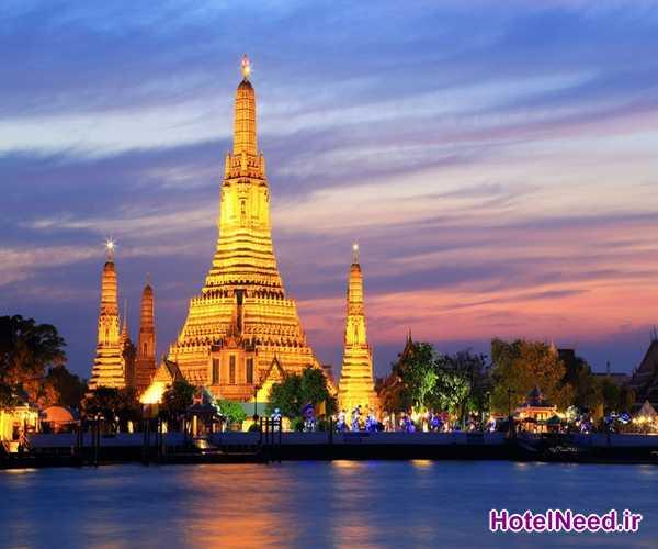 اطلاعات گردشگری تایلند