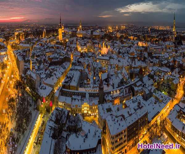 شهر قرون وسطی