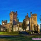 قلعه بی نظیر قرن پنجمی Dromoland ایرلند