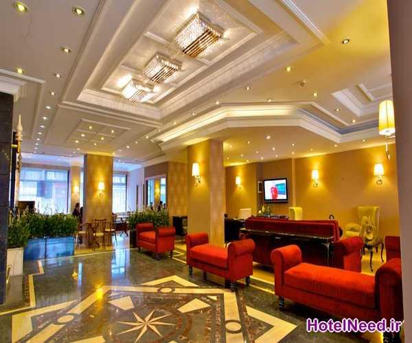 هتل گرند امین